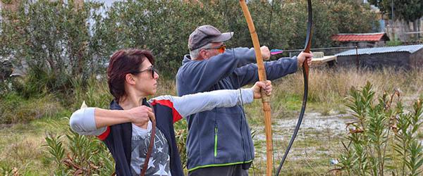 archery pelion