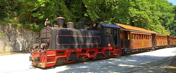 little train of pelion