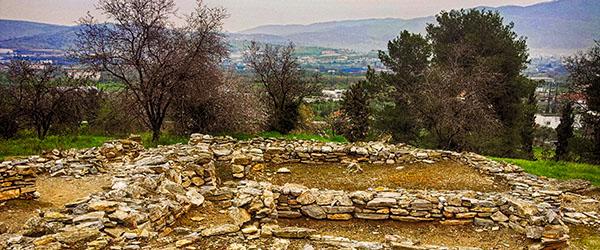 volos pelion ancient sites